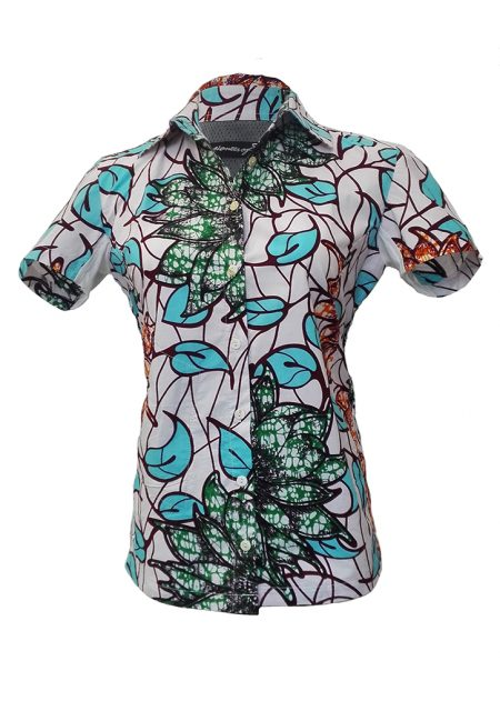 Indola African Riding Shirt Ladies Fit