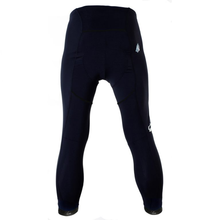 Mens Girona 3-4 Lycra Pants Back 2
