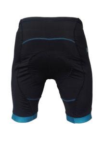 vs5 mens Mountain Bike Lycra Pants Black Back