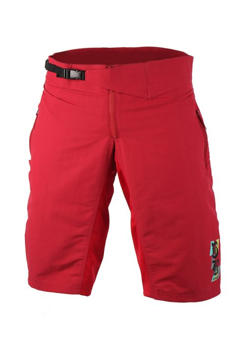theBusiness MTB Baggy Red Fr