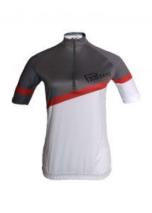 Charcoal Pantani Ladies Lycra Cycling Shirt FI