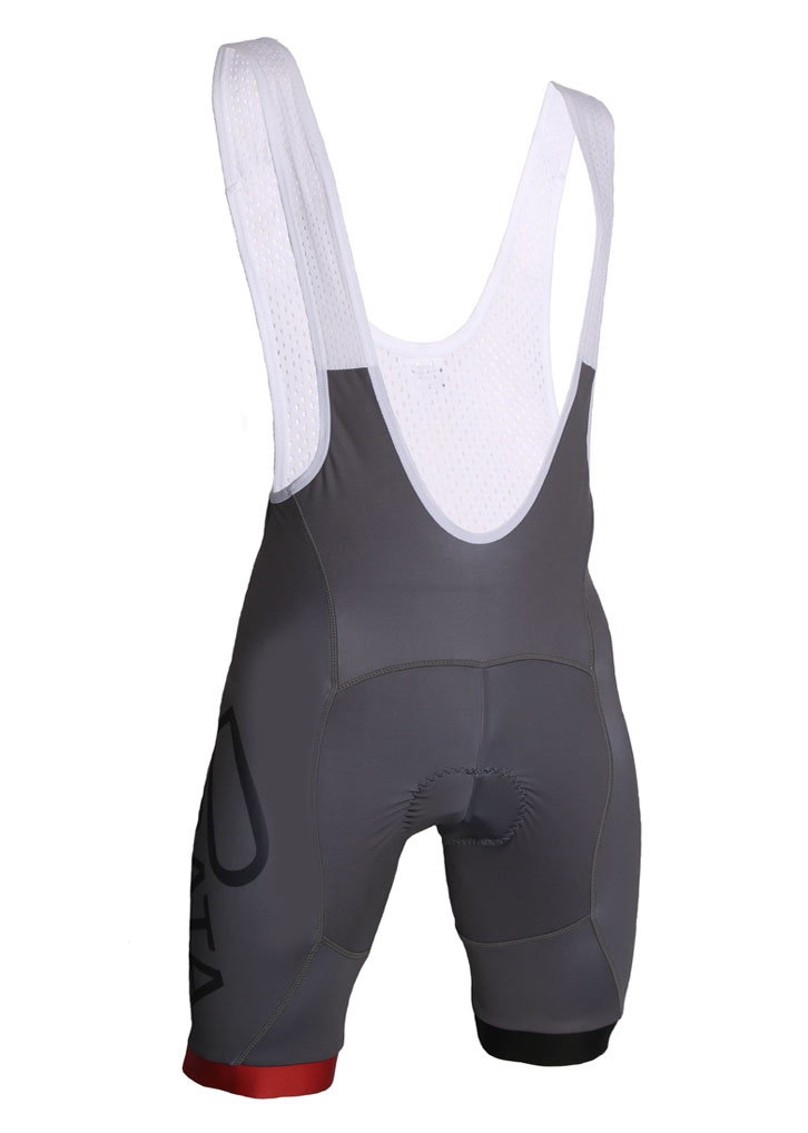 Charcoal Pantini Mens Lycra Bib Shorts Pants