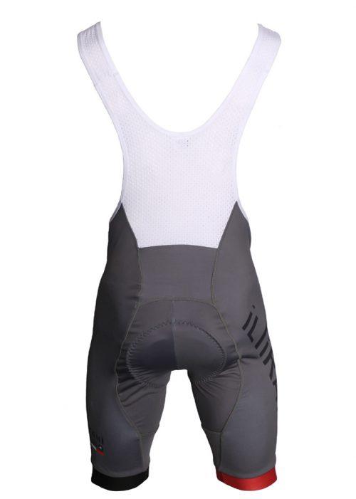 Pantini Mens Lycra Bib Shorts Pants Back