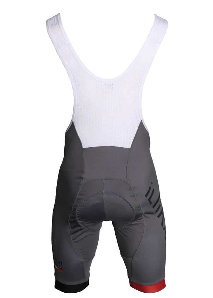 Pantini Mens Lycra Bib Shorts Pants Back