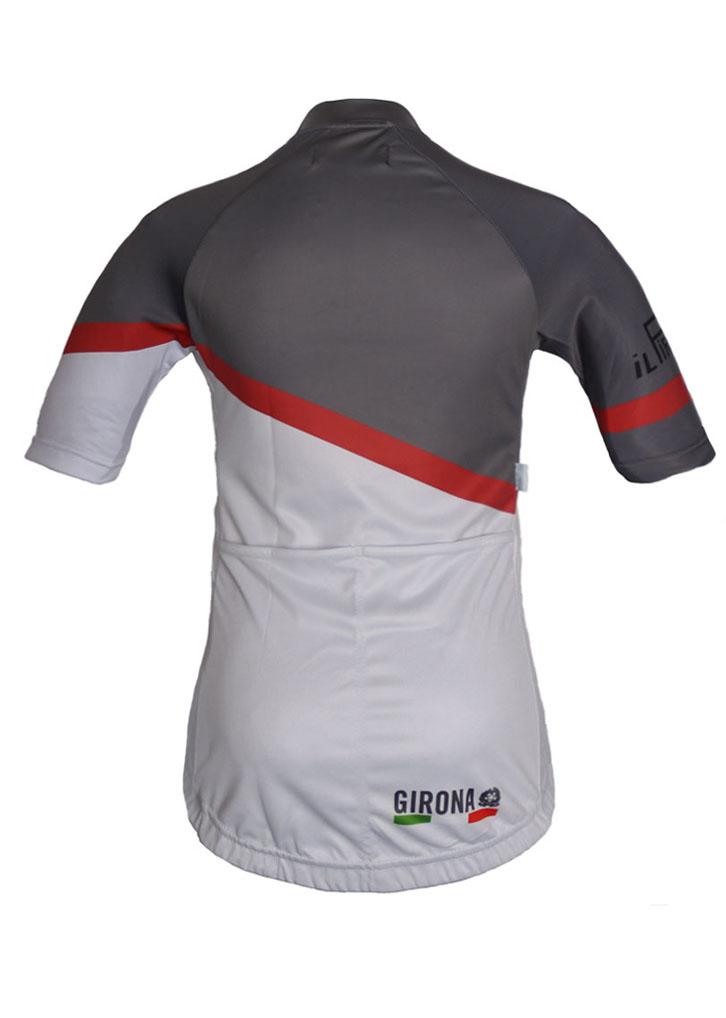 Pantini ladies Lycra Cycling Shirt Back