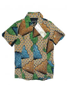 african-riding-shirt-green-blue-gold