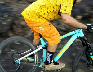 African Riding Top Limited Edition