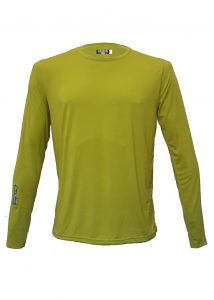 Long Sleeve Base Layer Front