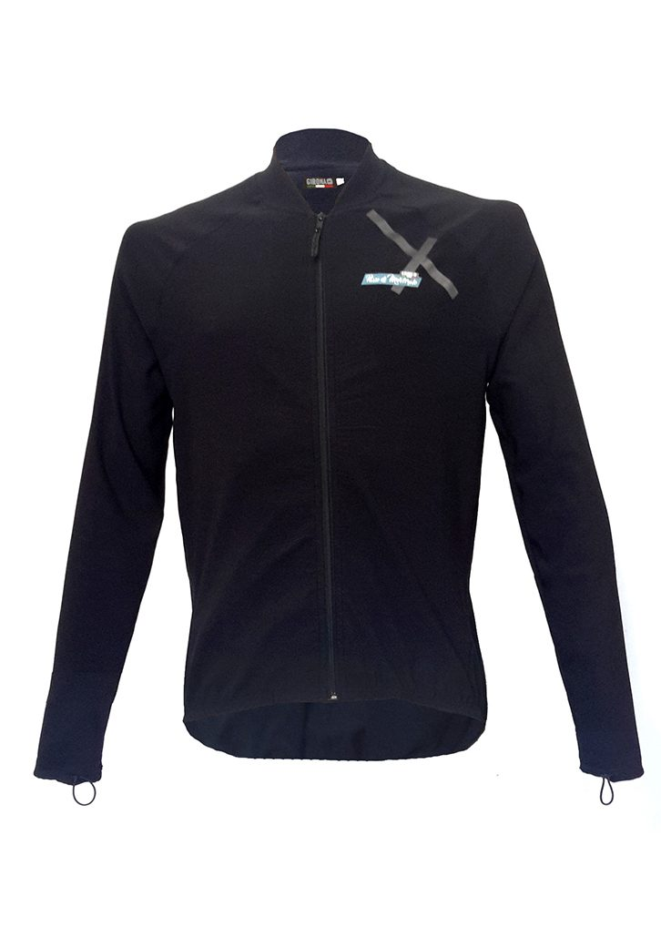Winter Cycling Jacket Front